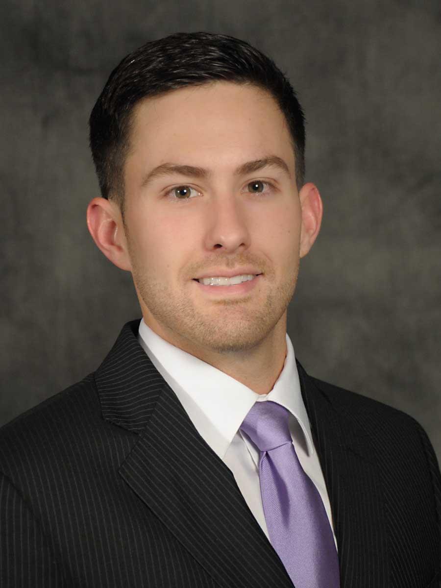 Dr Justin Craig MD bio headshot